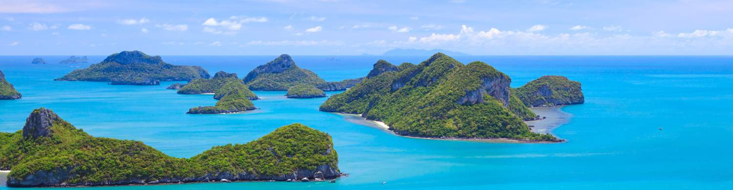 Islands of Thailand