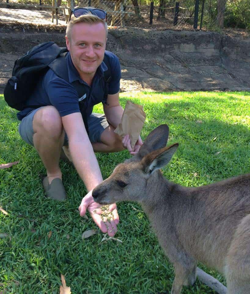 Mark Swords Australia Blog