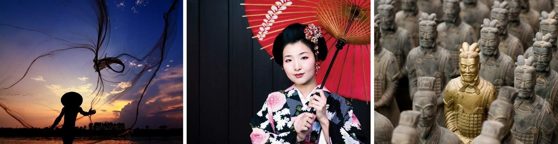 Japan & China Tours