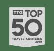 ttg top 50 logo