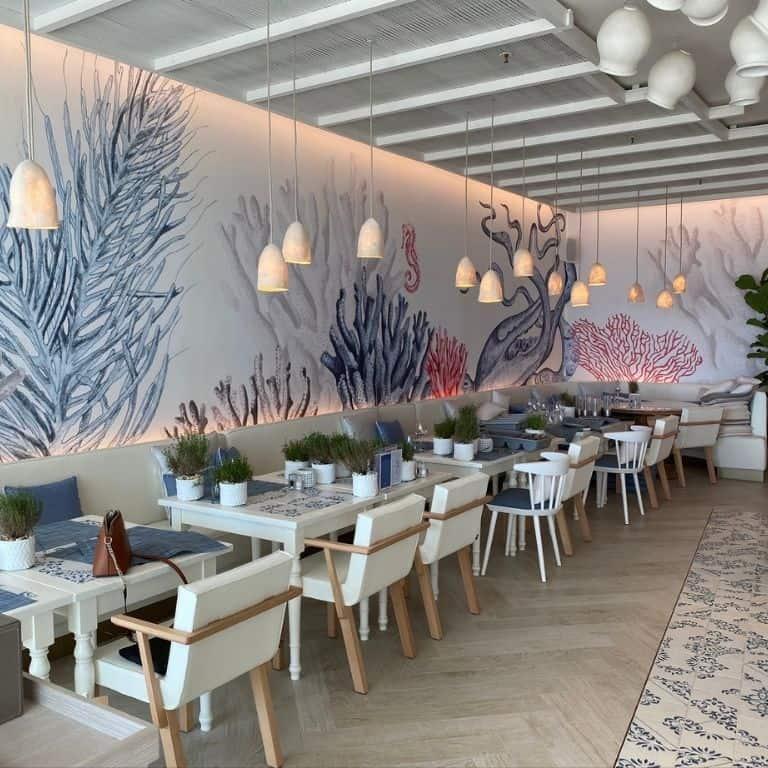Ikos Restaurant Andalusia
