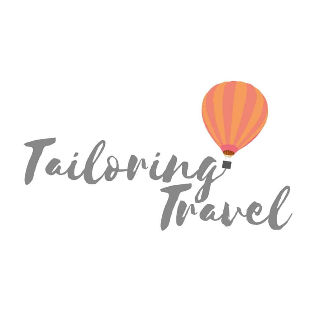 TAILORING TRAVEL Logo